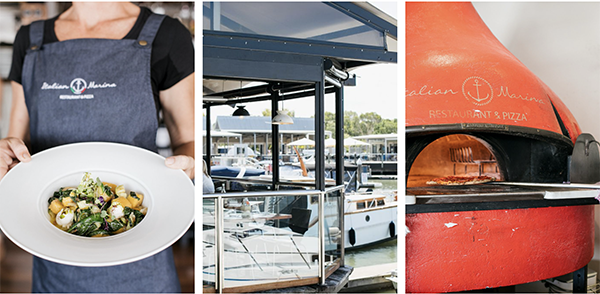 noosa marina italian mother's day