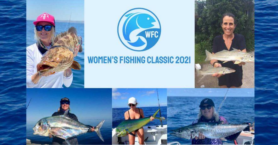 noosa marina women's fishing